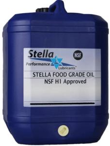 Food grade hydraulic oil, 20L, AGR20