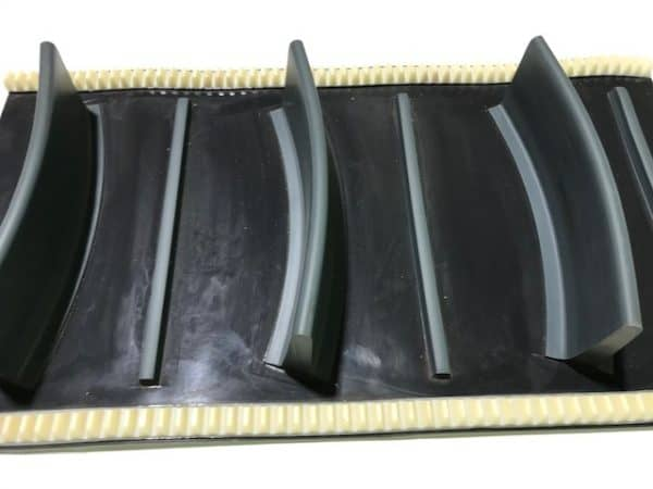 250mm cleated main belt, P85131
